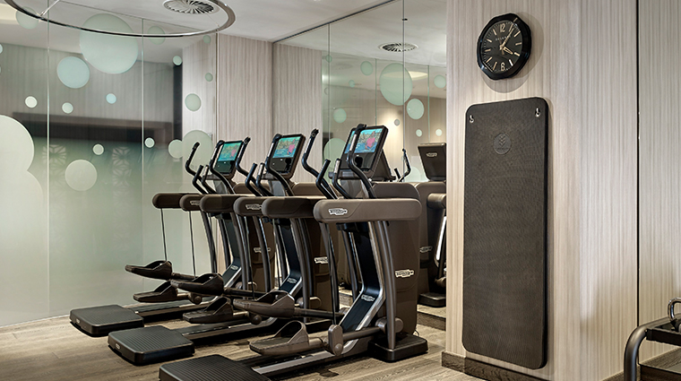 the ritz carlton berlin gym