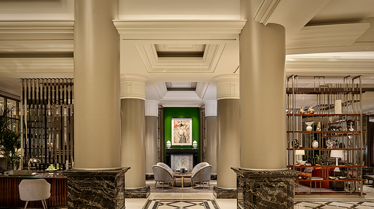 the ritz carlton berlin lobby