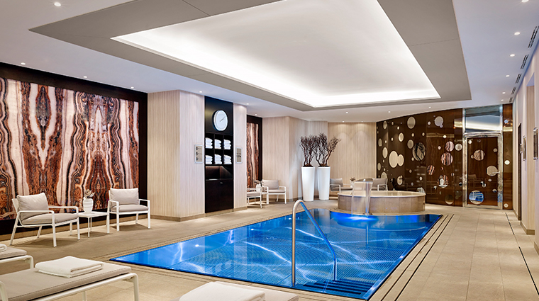 the ritz carlton berlin pool