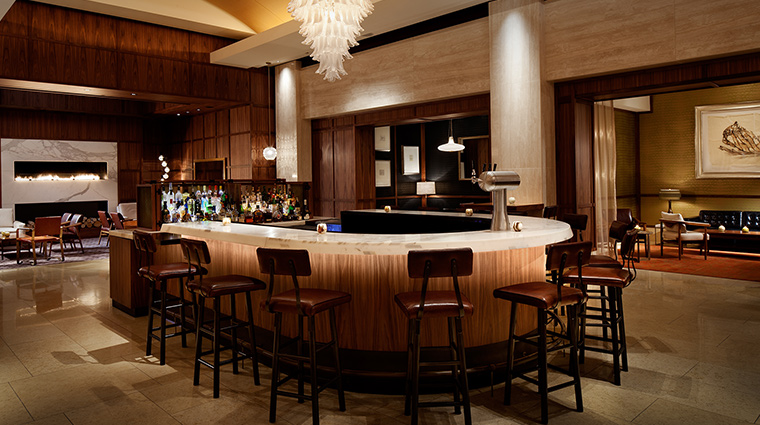 The Ritz Carlton Boston bar