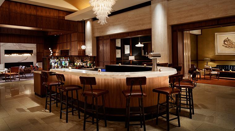The Ritz Carlton Boston bar