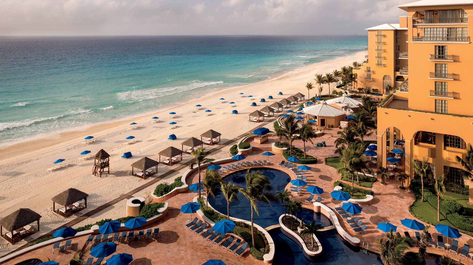 Have A Sun-Drenched Cancun Getaway