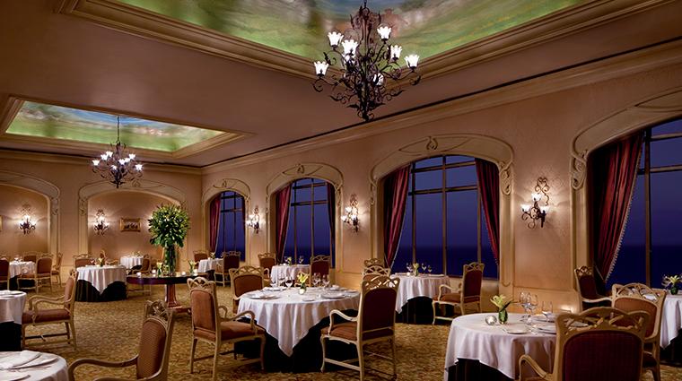 the ritz carlton cancun fantino dining room