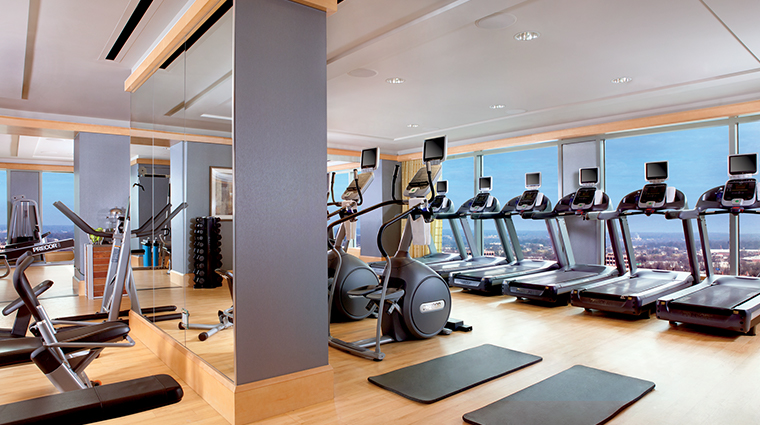 the ritz carlton charlotte fitness