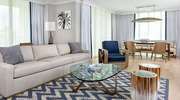 the ritz carlton coconut grove miami suite living room seating