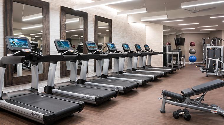 the ritz carlton denver fitness center