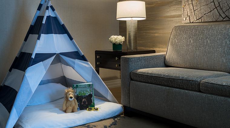 the ritz carlton denver kids camper experience