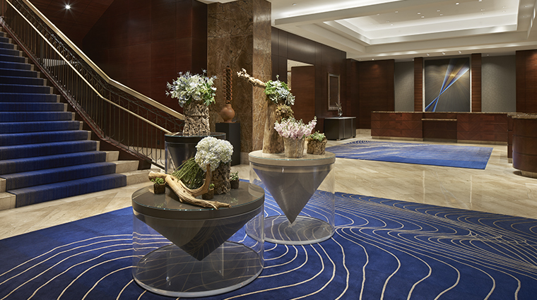the ritz carlton denver lobby floral