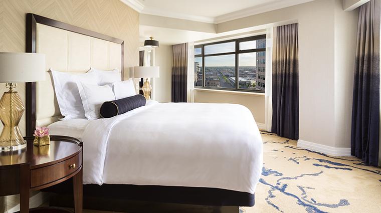 the ritz carlton denver one bedroom suite guestroom
