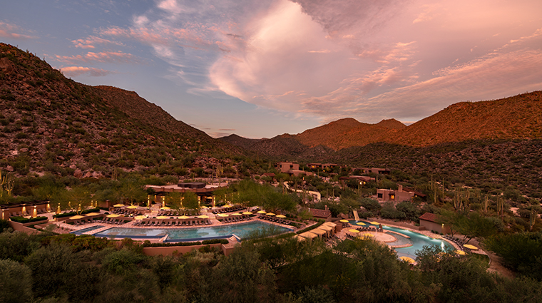 the ritz carlton dove mountain pool