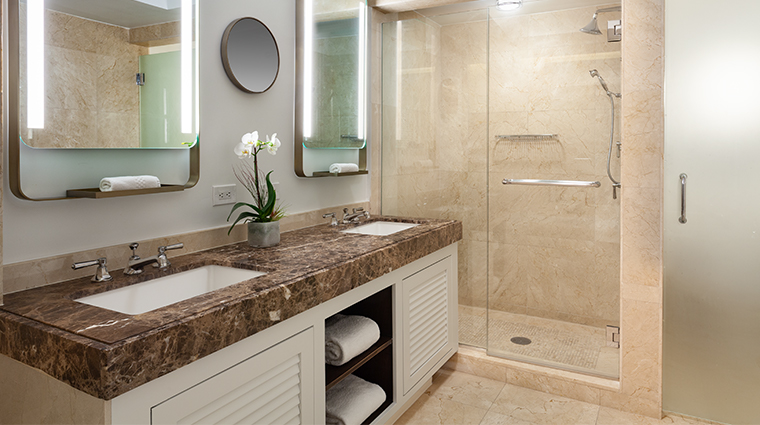 the ritz carlton fort lauderdale intercoastal suite bathroom