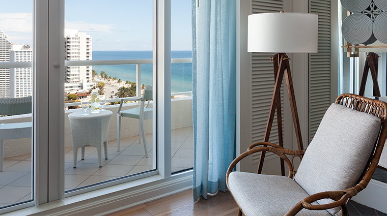 the ritz carlton fort lauderdale partial ocean view
