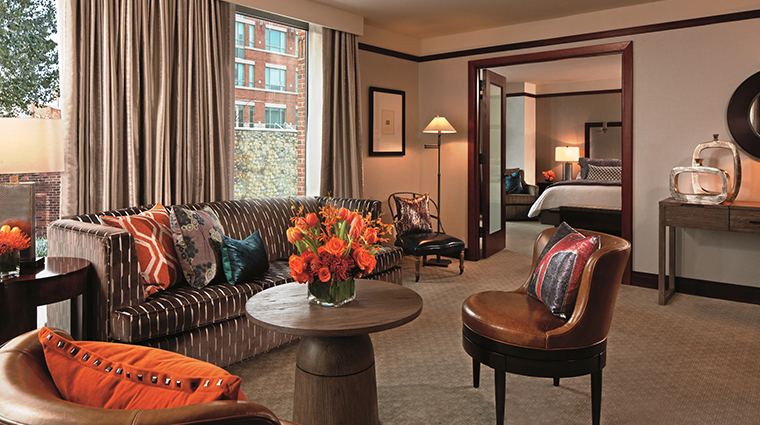 the ritz carlton georgetown washington dc one bedroom suite