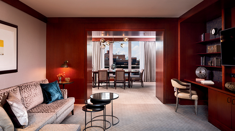 the ritz carlton georgetown washington dc presidential suite