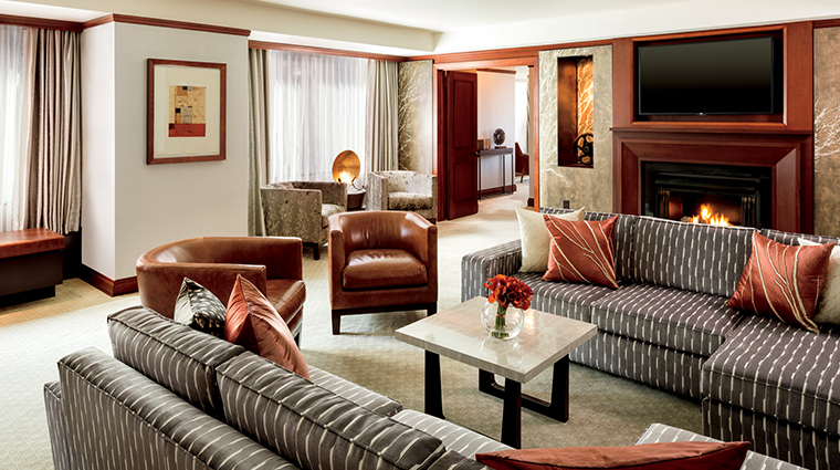 the ritz carlton georgetown washington dc royal potomac suite living room