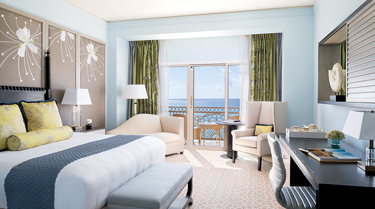 the ritz carlton grand cayman ocean view king