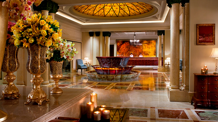 the ritz carlton guangzhou lobby