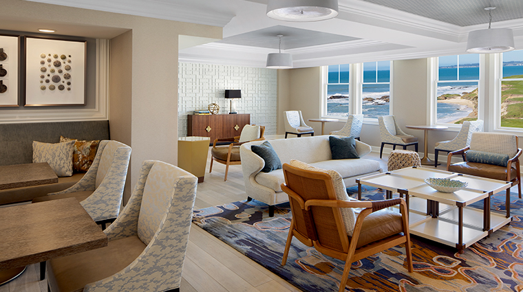 the ritz carlton half moon bay club lounge2