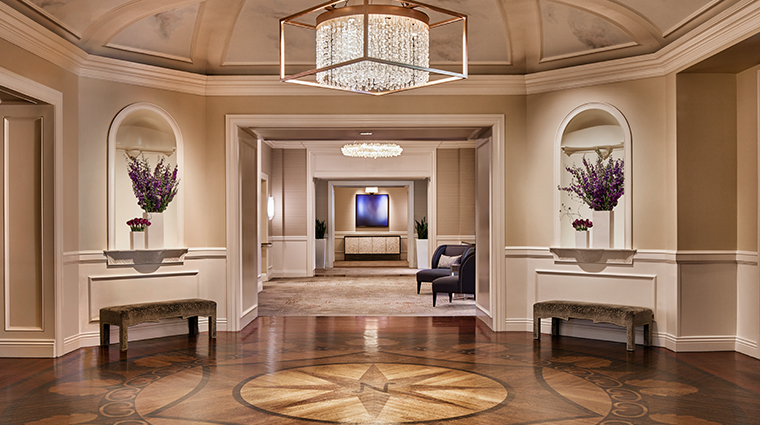 the ritz carlton half moon bay lobby