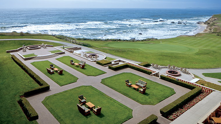 the ritz carlton half moon bay ocean lawn