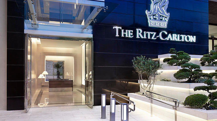 the ritz carlton herzliya exterior