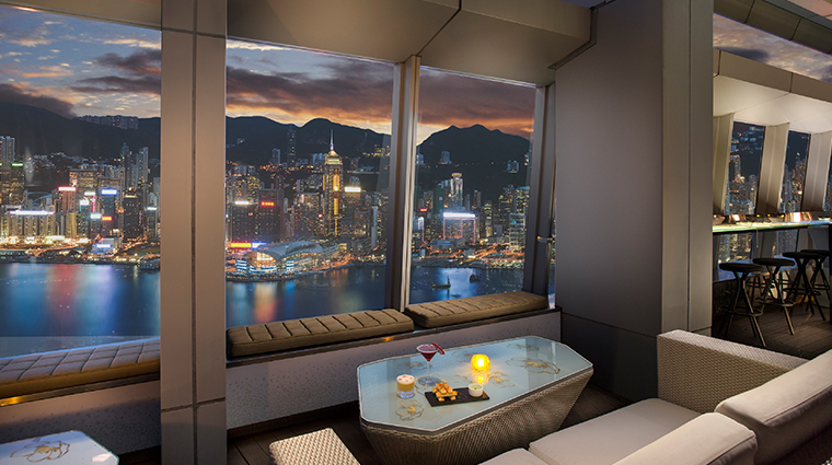 the ritz carlton hong kong ozone terrace