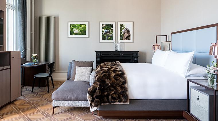 the ritz carlton hotel de la paix geneva Mont Blanc suite
