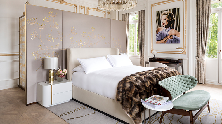 the ritz carlton hotel de la paix geneva grace kelly suite bedroom