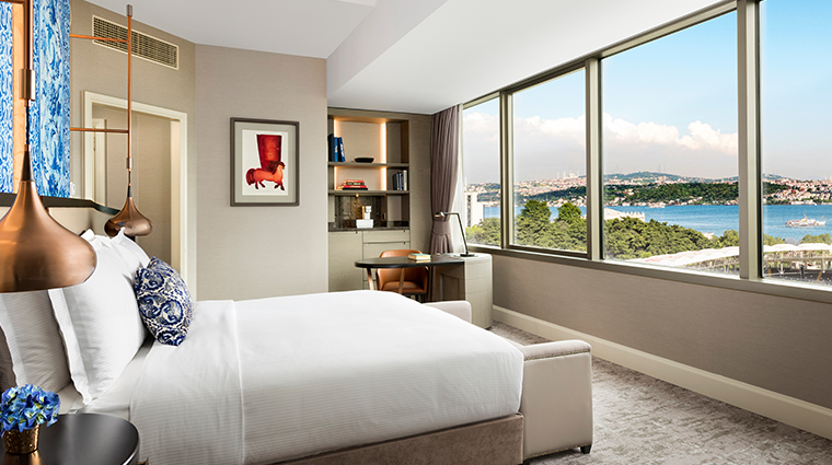 the ritz carlton istanbul bedroom