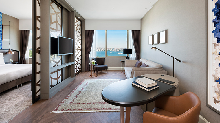 the ritz carlton istanbul living room