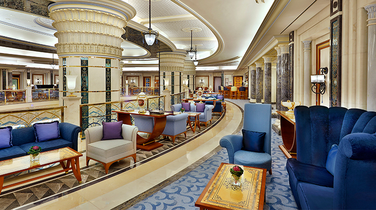 the ritz carlton jeddah karamel lounge