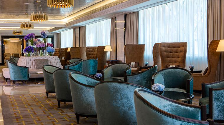the ritz carlton kuala lumpur lobby lounge
