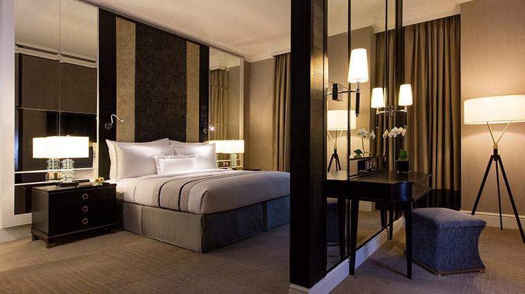 the ritz carlton kuala lumpur one bedroom suite