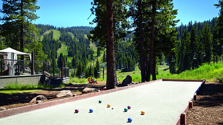 the ritz carlton lake tahoe activity