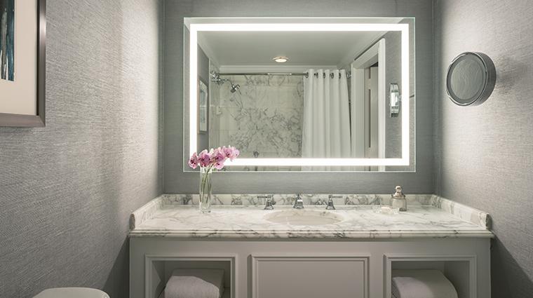 the ritz carlton marina del rey standard bath