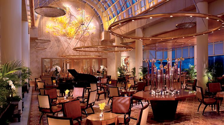 the ritz carlton millenia singap loungeore chihuly