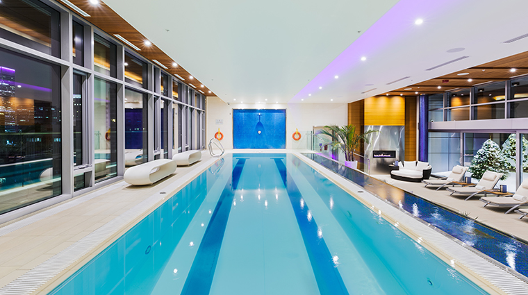 the ritz carlton montreal pool
