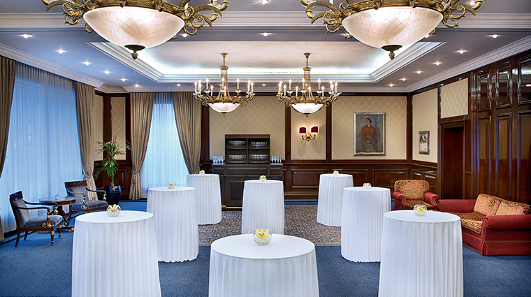 the ritz carlton moscow event space