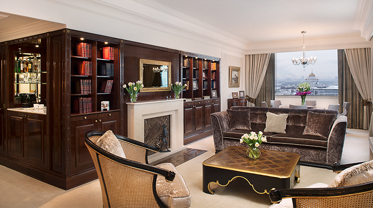 the ritz carlton moscow moscow suite living room