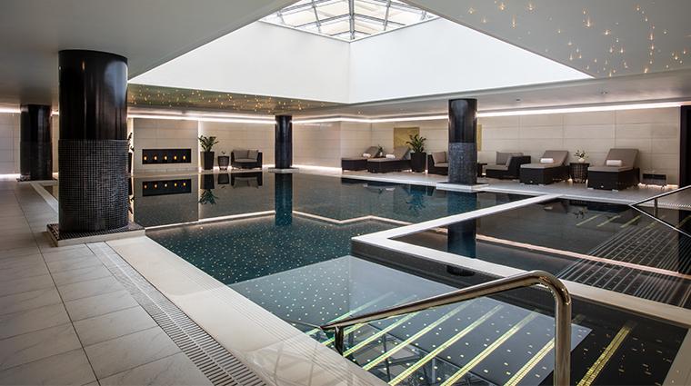 the ritz carlton moscow spa pool2