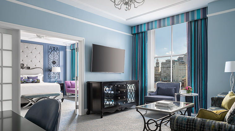 the ritz carlton new orleans executive suite