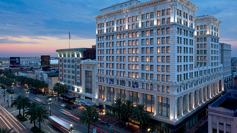 the ritz carlton new orleans exterior