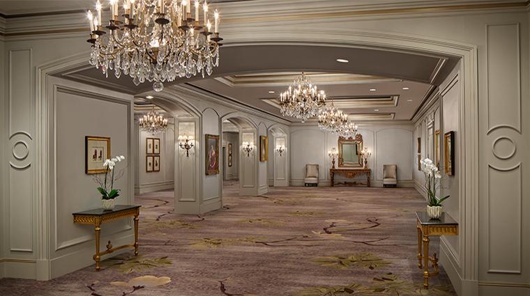 the ritz carlton new orleans foyer