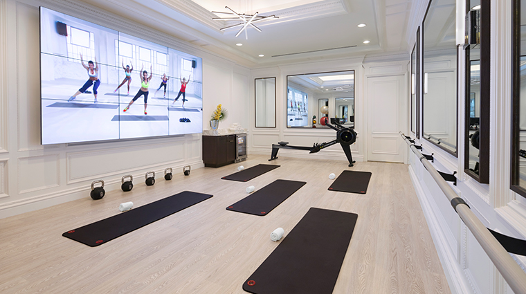 the ritz carlton new york central park movement studio