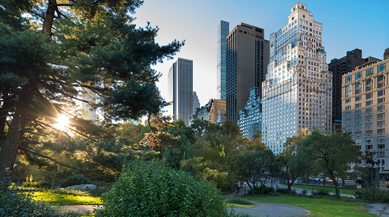 the ritz carlton new york central park new exterior