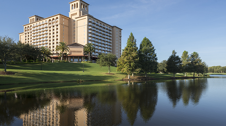 the ritz carlton orlando grande lakes exterior