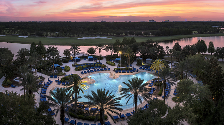 the ritz carlton orlando grande lakes pool