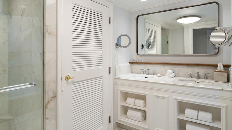 the ritz carlton orlando grande lakes renovated guest bathroom