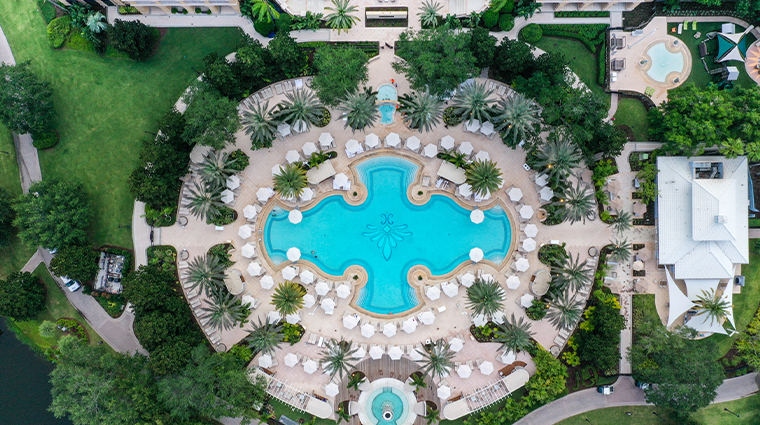 the ritz carlton orlando grande lakes renovated pool