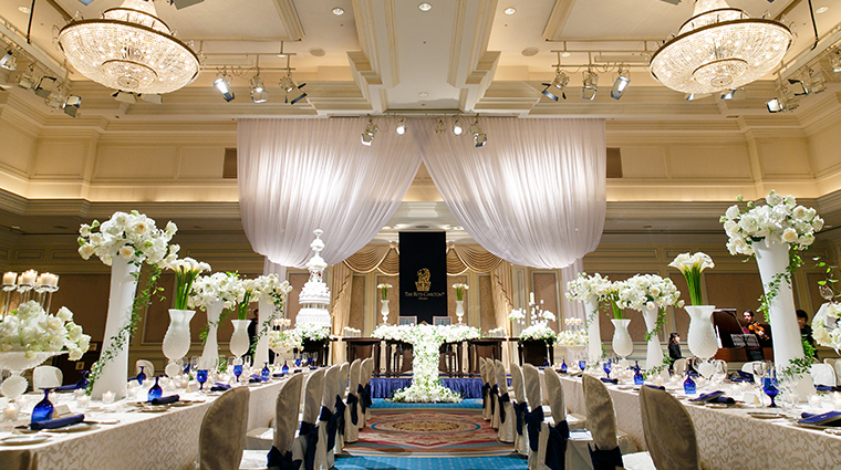 the ritz carlton osaka event space